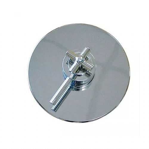 Eastbrook Thermostatic Concealed Crosshead Shower Valve - Chrome